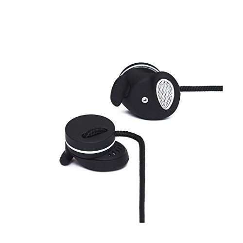 Urbanears Medis 4090030 Earbud Sports Headphone (Black)