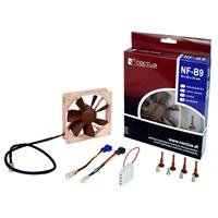Noctua NF-B9 Bevelled Blade Tips SSO Bearing Fan with VCN - Retail Image