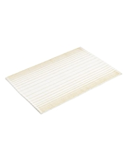 Lurex Ribbed Placemat