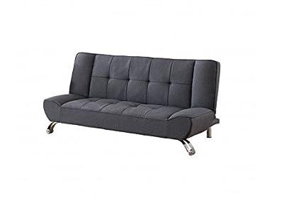Clic Clac Canapé lit en gris