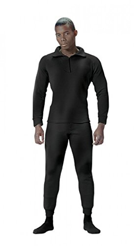 G.I. BROWN EXTREME COLD WEATHER POLYPROPYLENE UNDERWEAR (3XL, Brown) (Rothco Extreme Thermals compare prices)