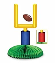 Goal Post Centerpiece Party Accessory (1 count) (1/Pkg)