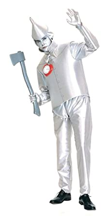 Adult Wizard of Oz Tin Man Costume