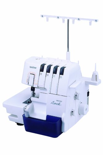 Brother 40D Overlock Serging Machine Review Extraordinary Overlock Sewing Machine Reviews