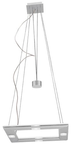 Access Lighting 62075-ALU/OPL 4 Light Magna Cable Large Pendant