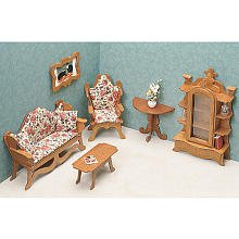 12 Inch Doll Furniture front-1050633