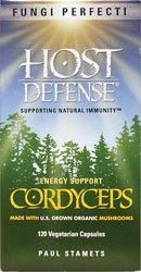 Fungi Perfecti,Llc / Host Defense - Cordyceps (Cordyceps Sinensis) 120C