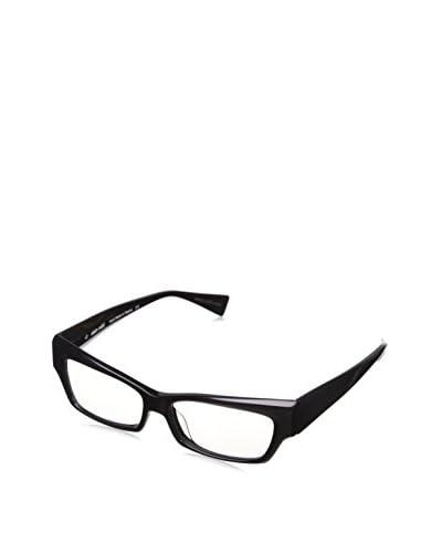 Alain Mikli Women's A01211 Eyewear, Black