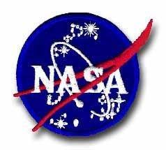 "Amazon.com: NASA OFFICIAL ""VECTOR"" EMBLEM 4"" PATCH: Automotive"