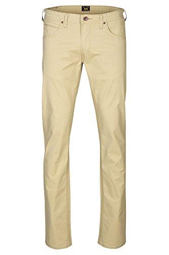 Lee Daren Regular Slim degli uomini jeans beige L70RGK65, Herren - Bekleidung - Jeans / 11483:W33/L34