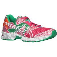 ASICS Women's GEL-Noosa Tri 8 Running Shoe (8 B(M) US, Berry/White/Jellybean)