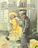 img - for Back Home (Picture Books) book / textbook / text book