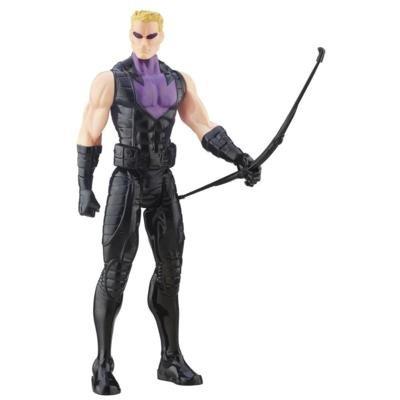 Avengers Marvels Titan Hero Series  Hawkeye Action Figure, 12-Inch
