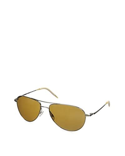 Oliver Peoples Unisex Benedict Sunglasses, Gold