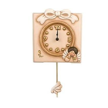 Thun orologio pendolo angelo con fiocco ebay for Orologio pendolo thun