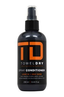 Towel Dry Spray Conditioner for Men, 8.45 Ounce - 1