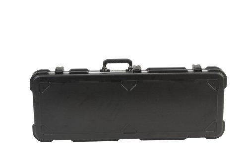 Skb Jaguar/Jazzmaster Type Shaped Hardshell Case - Tsa Latch, Over-Molded Handle front-563350
