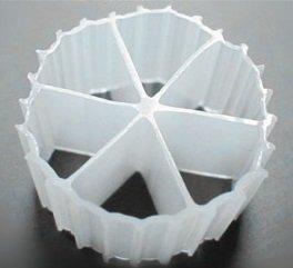 1 Cubic Foot K2 Kaldnes Filter Media Moving Bed Biofilm Reactor (MBBR) for Aquaponics • Aquaculture • Hydroponics • Ponds • Aquariums by Cz Garden Supply (1 Cubic Foot)