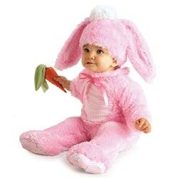 Infant/Toddlers' Precious Pink Wabbit Costume