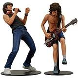 エーシーディーシー / AC/DC 結成40周年記念 ANGUS YOUNG ・ BRIAN JOHNSON / フィギュアセット 【公式商品 / オフィシャル】