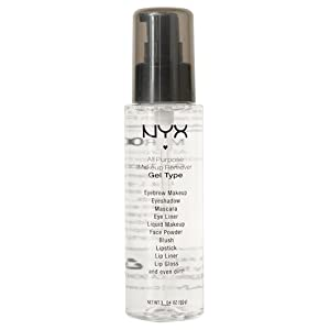 Amazon.com: NYX Cosmetics All Purpose Makeup Remover Gel Type: Beauty
