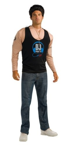 Jersey Shore Deluxe Pauly D Costume