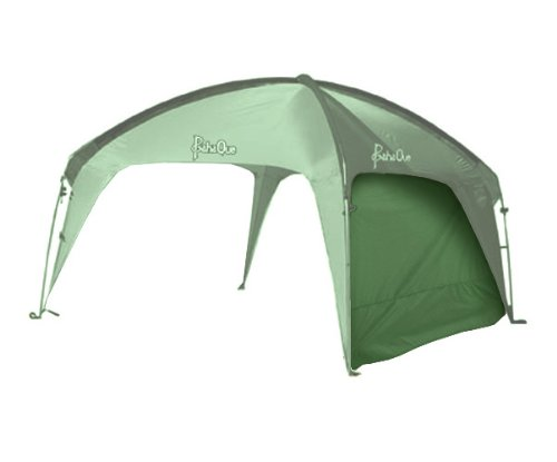 PahaQue Wilderness Cottonwood Sidewall Tent Accessory (Forest Green, 10 x 10-Feet)