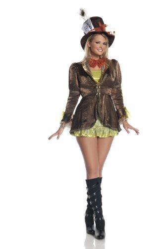 Halloween 2017 Disney Costumes Plus Size & Standard Women's Costume Characters - Women's Costume CharactersPlus Size Mad Hatter Costume