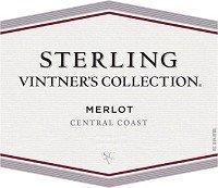 Sterling Vineyards Merlot Vintner'S Collection 2004 750Ml
