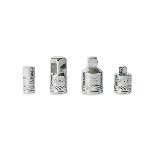 4 Piece Socket Adapter and Reducer Set |ARES 70007| 1/4