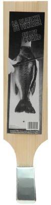 Intruder Fish Hardwood Fillet Board