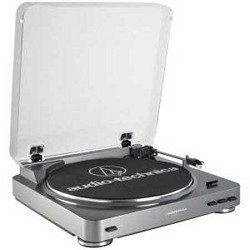 Audio Technica AT-PL60 Fully Automatic Belt Driven Turntable