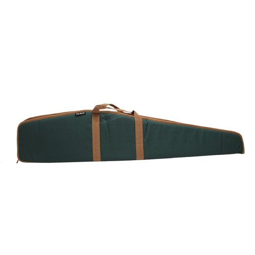 "Bulldog 48"" Scoped Rifle Case Green/Camel"
