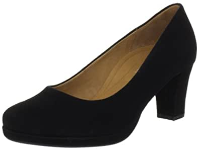 Gabor Shoes Comfort 6219047, Damen Pumps, Schwarz (schwarz), EU 35.5 (UK 3) (US 5.5)