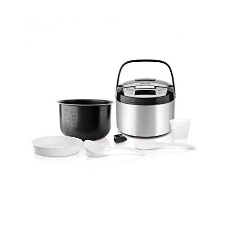 Taurus master cuisine robot de cocina color plateado for Robot de cocina batidora