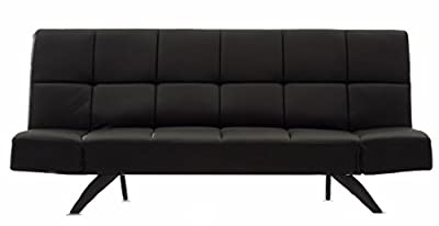 Schlafsofa Bettsofa Bettcouch Schlafcouch Sofa Couch Leder Optik