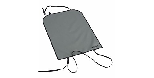 Seat Back Protectors 4-Pack - Gray Canvas