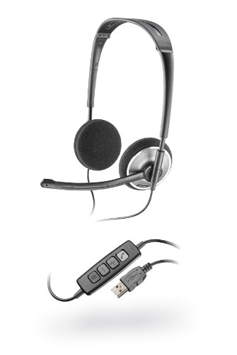 Plantronics .Audio 478 DSP Gaming Headset für PC-Multimedia USB 2.0 schwarz