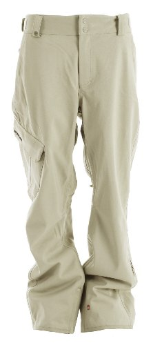 Quiksilver Mix Up Pants Tan Sz XL