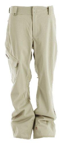 B0059ACNLU Quiksilver Mix Up Pants Tan Sz XL