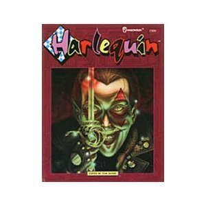 Harlequin by W.G. Armintrout, Tom Dowd, Jerry Epperson and John Faughnan