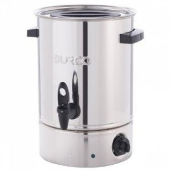 Burco C30STHF 30L Electric Water Boiler With Thermostatic Control - Silver