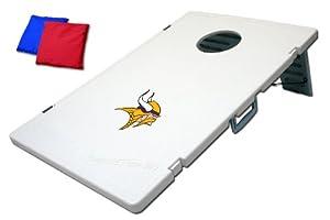 NFL Tailgate Toss 2.0 Cornhole Set by Wild Sales