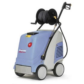 Kranzle Professional 2000 Psi (Electric-Hot Water) Pressure Washer W/ Hose Reel - Thermc11/130Tst