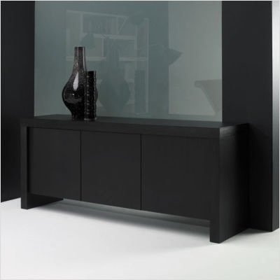 Buy Low Price Tema Chocolate Tema Kobe Sideboard with 3 Doors (9500-997402)