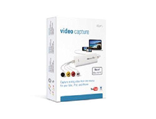 Video Capture Digitalisieren Sie Filme von analogen Videoquellen wie VHS-Rekordern oder Camcordern für die Übertragung auf Mac, PC und iPad./