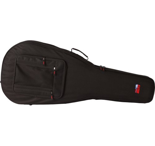 Gator Rigid Rigid EPS Foam Lightweight Case for Classical Guitars