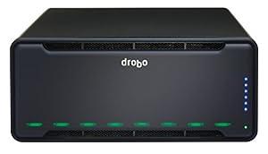 Drobo B800i Beyond Raid 8-Bay Dual Gigabit Ethernet/iCSI SANs/SATA 6GB/S Storage Array
