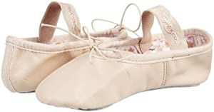 Capezio Daisy 205 Ballet Shoe (Toddler/Little Kid),Ballet Pink,11.5 M US Little Kid