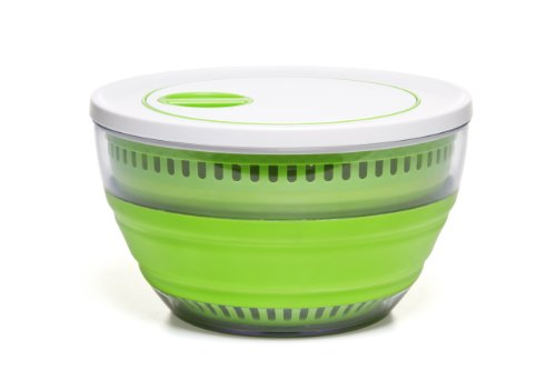 Investment Prepworks From Progressive Css-3 Collapsible Salad Spinner, 3-Quart deal